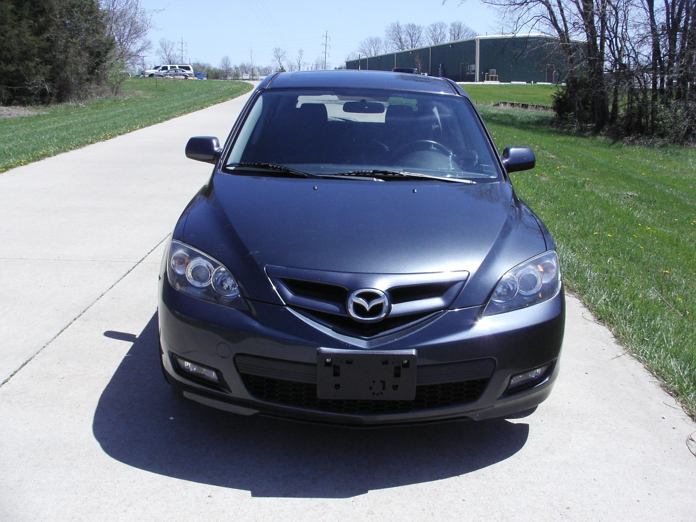 2009 Mazda 3 Sport Hatchback 2 3l Comomotors